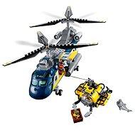 LEGO City 60093 Hlubinný mořský průzkum, Vrtulník pro mořský průzkum