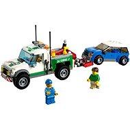 LEGO City 60081 Skvělá vozidla, Odtahový pick-up