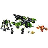 LEGO Nexo Knights 72003 Běsnící bombardér
