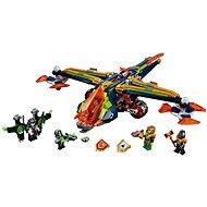 LEGO Nexo Knights 72005 Aaronův samostříl