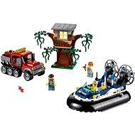 LEGO City 60071 Policie, Zadržení vznášedlem