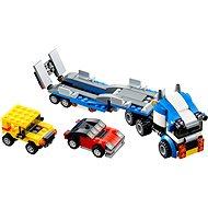 LEGO Creator 31033 Kamion pro přepravu aut