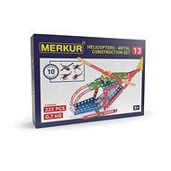 Merkur vrtulník nebo letadlo