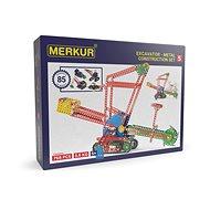 Merkur 5 M5 kovová stavebnice 767 dílků