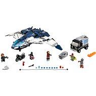 LEGO Super Heroes 76032 Avengers Městská honička s tryskáčem