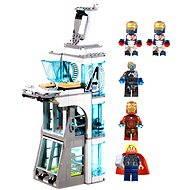 LEGO Super Heroes 76038 Avengers Útok na věž Avengerů