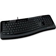 Microsoft Comfort Curve 3000 černá ENG layout