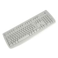 Logitech Internet keyboard 250 Deluxe CZ šedá