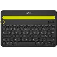 Logitech Bluetooth Multi-Device Keyboard K480 US černá