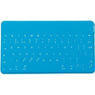Logitech Keys-To-Go - modrozelená