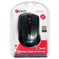 Myš C-TECH WLM-01 černá