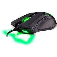 C-TECH Empusa (zelené podsvícení)
