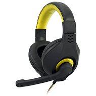 C-TECH NEMESIS V2 GHS-14 (černo-žlutá)