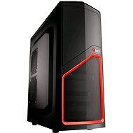 C-TECH LADON černo-červená
