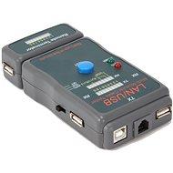 Gembird NCT-2 Ethernet kabel tester pro UTP, STP, USB