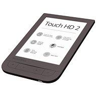 PocketBook 631(2) Touch HD 2 tmavě hnědý