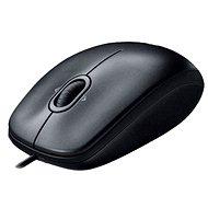 Logitech Mouse M100 černá