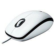 Logitech Mouse M100 bílá