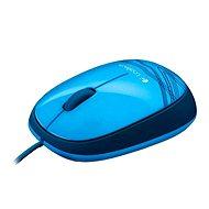 Logitech Mouse M105 modrá