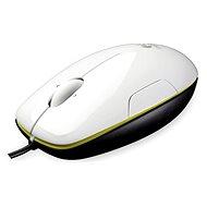 Logitech Mouse M150 Coconut