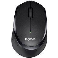 Logitech Wireless Mouse M330 Silent Plus, černá