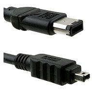 PremiumCord FireWire 1394 6pin <-> 4pin, 4.5m