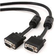 Stíněný kabel přípojný VGA k monitoru 15M/15M 30m