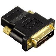 Hama DVI - HDMI (DVI-D M <-> HDMI F)