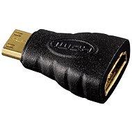 Hama HDMI, zásuvka typ A - vidlice typ C mini (HDMI F <-> HDMI mini M)