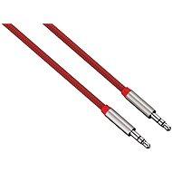Hama Color Line Jack - Jack, 1 m, červený