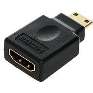 ROLINE HDMI A(F) --> miniHDMI (M), zlacené konektory