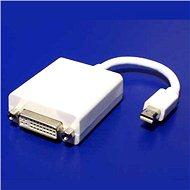 ROLINE mini DisplayPort (M) --> DVI-I (F), zlacené konektory