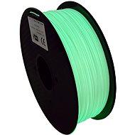 MKF PLA 1.75mm 1kg bílo/zelená