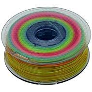 MKF PLA/Gradient 1.75mm 1kg - mix duhových barev