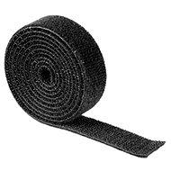 Univerzální stahovací páska 1m černá