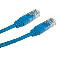 Datacom, CAT6, UTP, 0.5m, modrý
