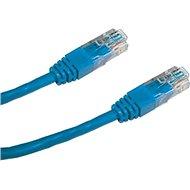 Datacom CAT5E UTP modrý 3m