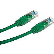 Datacom CAT5E UTP zelený 10m
