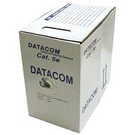 Datacom, licna (lanko), CAT5E, UTP, 305m/box