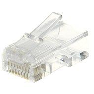 Datacom, RJ45, CAT5E, UTP, 8p8c, na drát