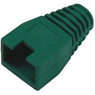 Datacom, RJ45, plastová, zelená