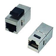 DATACOM Panelová spojka STP CAT5e  2xRJ45 (8p8c) přímá
