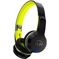 Monster iSport Freedom Bluetooth Wireless On Ear V2 černo-zelená
