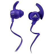 MONSTER Adidas Sport Response Earbuds fialová