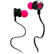 MONSTER Clarity HD In Ear růžovo-černá
