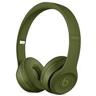 Beats Solo3 Wireless - trávníkově zelená