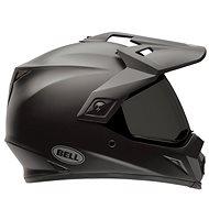 BELL MX-9 Adventure Solid Matte Black XS