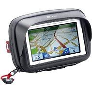"""GIVI S953B taštička na uchycení telefonu nebo navigace do 4,3"""", s připevněním k řídítků"""