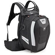 GIVI XS317 batoh na oblečení a notebook, černý, 30 l. (řada XSTREAM)