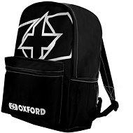 OXFORD batoh X-Rider, (černý/reflexní, objem 15l)